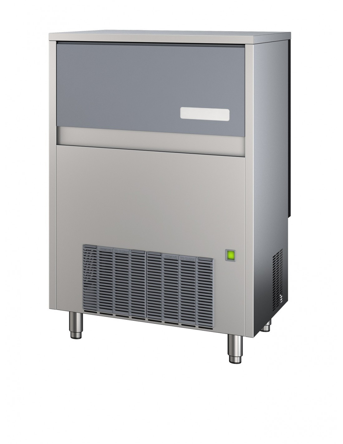 Fabbricatore di ghiaccio a granuli pressati SLT 270