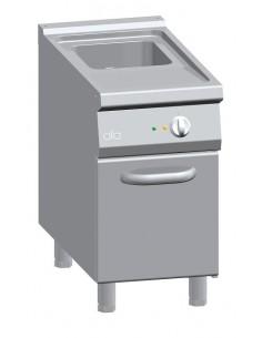 Friggitrice elettrica 1/2 modulo lt 18 Serie 900