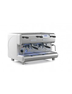 Macchina caffè la san marco mod.  85 top 2 gruppi elettronica