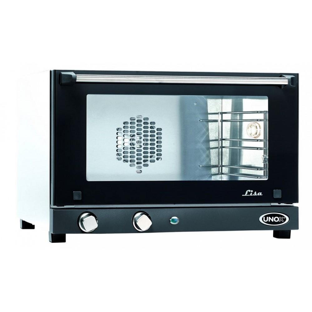 Forno professionale a convezione elettrico Linea Micro 3 teglie 460x330 mm