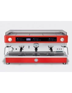 Macchina caffè La San Marco mod. 105 3 gruppi multiboiler