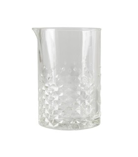 MIXING GLASS DIAMOND  ML. 750 H 14,8 - DIA 10,6 CM