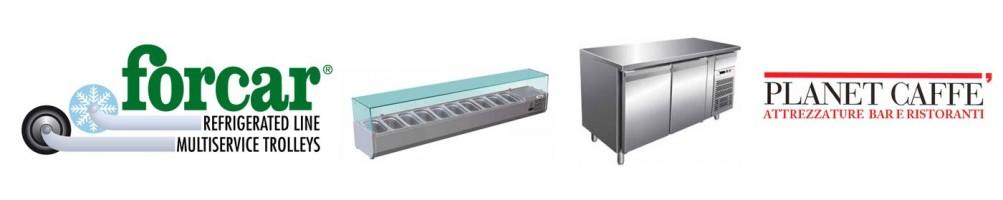 Forcar Refrigerazione - Vendita online catalogo prodotti per la refrigerazione